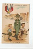 NOS HEROS DU MAQUIS  - ENCORE UN LES GAS - Weltkrieg 1939-45