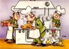 CP Humour Militaire : Dessin De I . Riva (N°9) - Humour