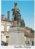 Châtillon-Coligny 45 Célébrité -Becquerel - Découverte De La Radioactivité  - Originaire Du Loiret   Prix Nobel : Statue - Nobelprijs