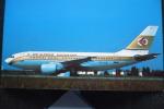 AIRBUS A 310      AIR ALGERIE COULEUR LYBIAN ARAB AIRLINES   7T VJE - 1946-....: Ere Moderne