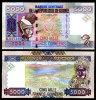 GUINEA 5000 5,000 FRANCS 2006 P 41 UNC - Guinée