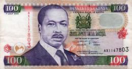 KENYA 200 SHILLINGS 1994 P 29 UNC - Kenya