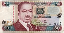 KENYA 500 SHILLINGS 1993 P 30 UNC - Kenya