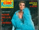 CINEMONDE, N° 1636 (25 Janvier 1966) : Vlady, Marais, Liz Taylor, Deneuve, Anouk Aimée, Coburn, Guy Marchand,Girardot... - Cinéma