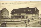 Picture Postcard, Belgium,La Panne Le Casino Et Le Tennis,  To Haarlem Holland - Ixelles - Elsene
