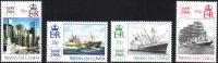 ( 1699 ) Tristan Da Cunha - Transport - Ships - Tercentenary-LLOYD´S Of LONDON - Ships