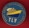 16858-port Cros.porquerolles.ile Du Levant.TLV.bateau - Villes
