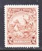 Barbados 165  * - Barbados (...-1966)