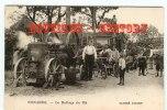 19 - NONARDS Canton De Beaulieu - RARE - Batteuse Locomobile - Battage Du Blé - Agriculture - Dos Scané - France