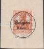Belgien,Nr.13bI,o,gep.Hey BPP - Besetzungen 1914-18