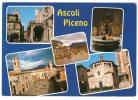 ASCOLI PICENO - Vedute Varie. Viaggiata 1992 - Ascoli Piceno
