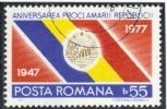 Rumania  -  1977  -  Yvert - 3085 ( Usado ) - 1948-.... Repúblicas