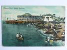 CLARENCE Pier And Beach, Southdea - Portsmouth