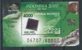 INDONESIA  Mi.Nr. Block 148 Giok Jawa   -MNH - Minéraux