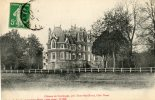 CPA - 27 - Château De Coulonges, Près Damville , Côté Ouest - 857 - France