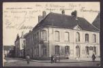France CPA Jouarre (Seine Et Marne) - Le Mairie Animée Animation FELDPOST 1914 (2 Scans) - Meaux