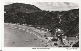 Wales - Nevin Beach From Point - Real Photograph  S271 - Caernarvonshire