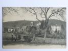 VOLVIC - L'Hopital , L'Eglise Et Le Puy De Bannière. - Volvic