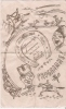 PROGRAMME 1910 DU 2 ° REGIMENT DE CHASSEURS D'AFRIQUE (ORAN) COMMEMORANT L'ANNIVERSAIRE DU COMBAT DE LA SIKKAK - Documentos Históricos