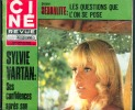 CINE REVUE, N° 42 (Octobre1970) : Vartan, Curd Jürgens, Lino Ventura, Mireille Darc, Jean Yanne, Leigh, Verley, BE... - Cinéma