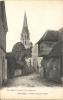 SAINT CALAIS  (72)  Les Vieilles Maisons Et Une Vue Sur L´église  18/09/11 - Cartes Postales