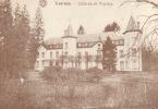 Leernes Chateau De Wandre ( Carte Adeps ) - Fontaine-l'Evêque