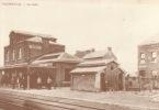 Fauroeulx La Gare ( Carte Adeps ) - Estinnes