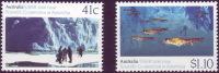 ( 1746 ) Australia - USSR Joint Issue Scientific Co-Operation In Antarctica - Territoire Antarctique Australien (AAT)