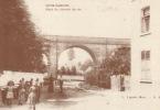 Uccle Calevoet  Pont Du Chemin De Fer ( Carte ADEPS ) - Uccle - Ukkel