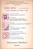 SERIE KIDD II PARTE EMISION LITOGRAFICA DE 1888 Y 1889 SOCIEDAD FILATELICA ARGENTINA ASOCIACION FILATELICA DE LA REPUBLI - Letteratura
