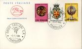 TOSCANA DEI MEDICI 1980 FDC CAVALLINO - 6. 1946-.. Republic