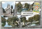 37  -  CPSM  Multivues ARTANNES // 2/444 - France