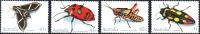 ( 1750 ) Australia - Fauna - Insects - Moth - Bug - Grashopper - Beetle . - Unclassified