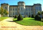 BOEN-SUR-LIGNON 42  : Le Château - Schlösser