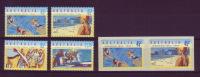 ( 1761 ) Australia - Sport - Sketch - Swimming - Livesaving  1894 /1994 - Natation