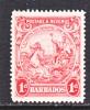 Barbados  167  * - Barbados (...-1966)