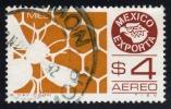 Mexico #C495 Honey, Used (0.20) - Mexico