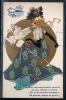 CP. ANON. ART NOUVEAU - Otros Ilustradores