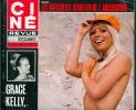 CINE REVUE, N° 41 (Octobre 1971) :  Grace Kelly, Belmondo, Marc Porel, Auger, Havilland, Claude François, Ceccaldi, BE - Cinema