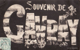 SOUVENIR DE GAVRAY CARTE MULTIVUES - Unclassified