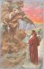 """Cartolina: A. MASTROIANNI: LA DIVINA COMMEDIA - """"GUARDA, MI DISSE, LE FEROCI ERIME"""" (Inferno, Canto IX Vv. 34 / 63) - Mastroianni"""