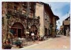 74  YVOIRE  SES RUES PITTORESQUES SES MAISONS FLEURIES HOTEL RESTAURANT LE VIEUX LOGIS - Hotels & Restaurants