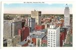 Kansas City - Skyline - Back Is Blank - Kansas City – Kansas