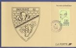 Loir Et Cher - 41  Bourré- Inauguration Du Nouveau Bureau De Poste - Documents Historiques