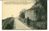 CPA ANGOULEME CHARENTE La Jambe De Clovis Ancienne Enceinte Wisigothe Nimation - Angouleme