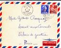 REUNION - 1959 - ENVELOPPE Par AVION De SAINT PAUL Pour PARIS - Reunion Island (1852-1975)