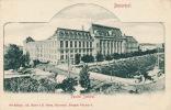 ROUMANIE - BUCURESCI - Palatul Justifiei - Roemenië