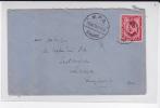 EGYPTE - 1938 - ENVELOPPE Avec CACHET MILITAIRE BRITANNIQUE M.P.O Du CAIRE Pour L´ANGLETERRE - Egypt