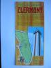 Clermont Lake County Florida USA 1960s 1970s Leaflet Flyer Handbill - Advertising