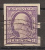 Estados Unidos U 0169d (o) Washintong. 1908. - Used Stamps